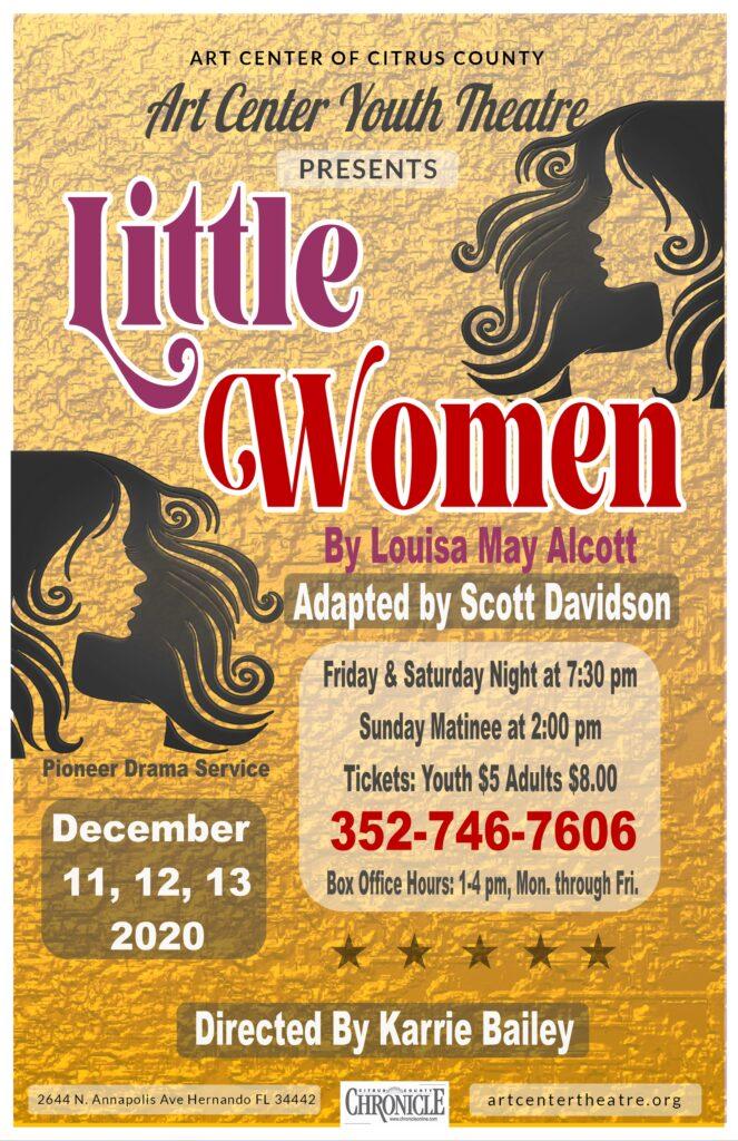 Christmas Show Citrus County Fl 2020 Art Center Theatre – ART CENTER OF CITRUS COUNTY