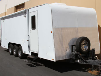 MU 15 production truck - Proangle Media