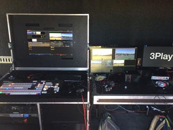 ProAngle Media Fly Pack equipment (MU 16)
