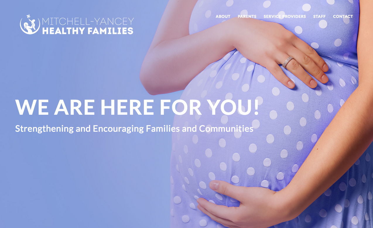 Mitchell-Yancey Healthy Families Homepage