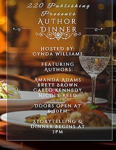Author Dinner