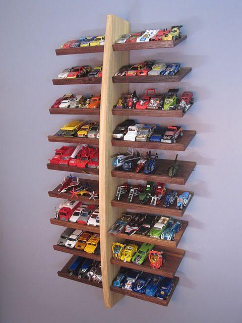 Handmade Display Shelf