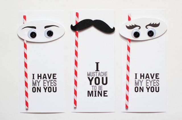 mustachevalentines