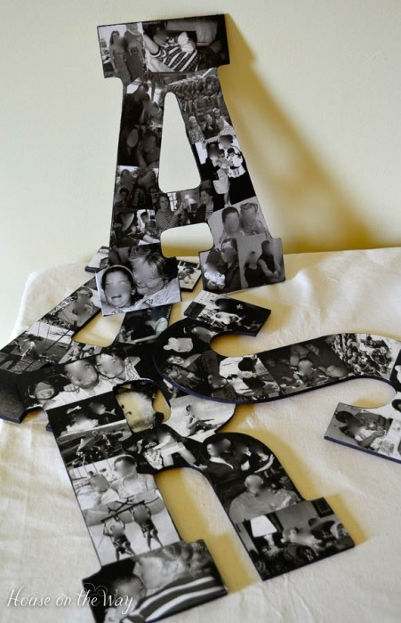 photocollageletters