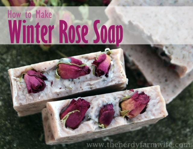 rose-soap1_800 hobbyfarms