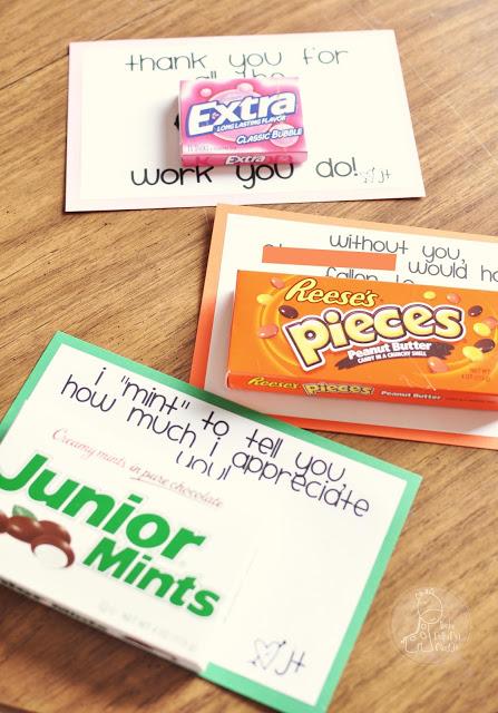 Teacher Candy Notes 1