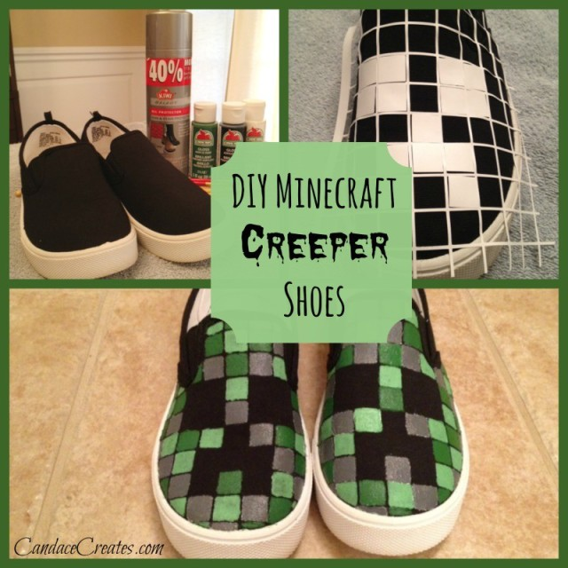 CreeperShoes