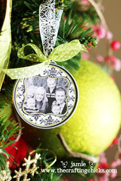 Juice Top Ornament