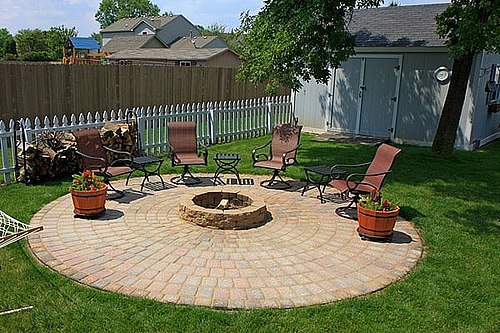 How to Build a Patio Firepit