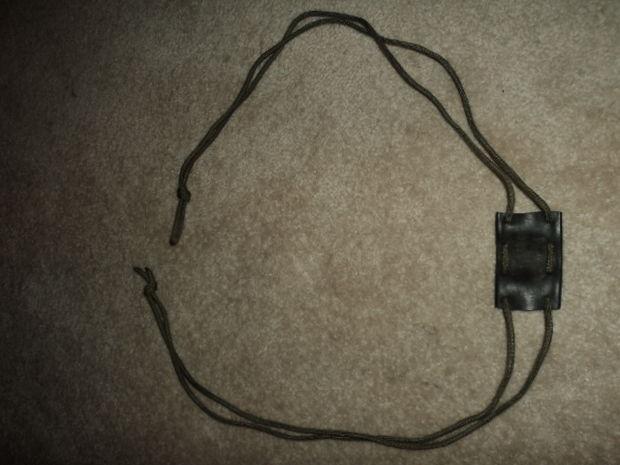 Ancient Secret Weapon A Paracord Slingshot