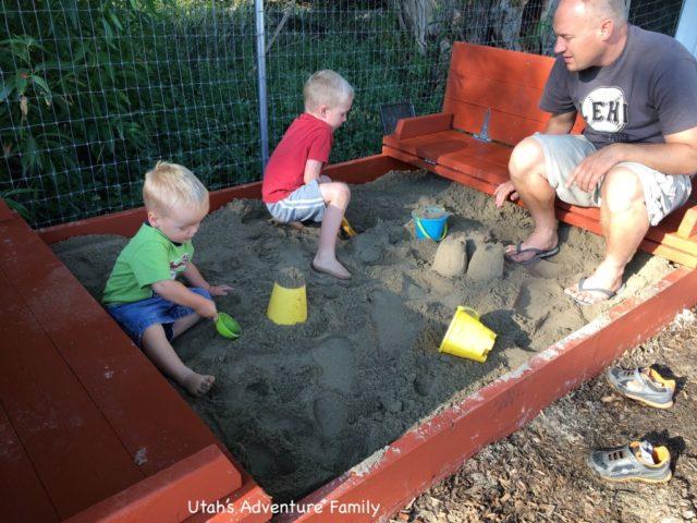Build Your Own Sandbox