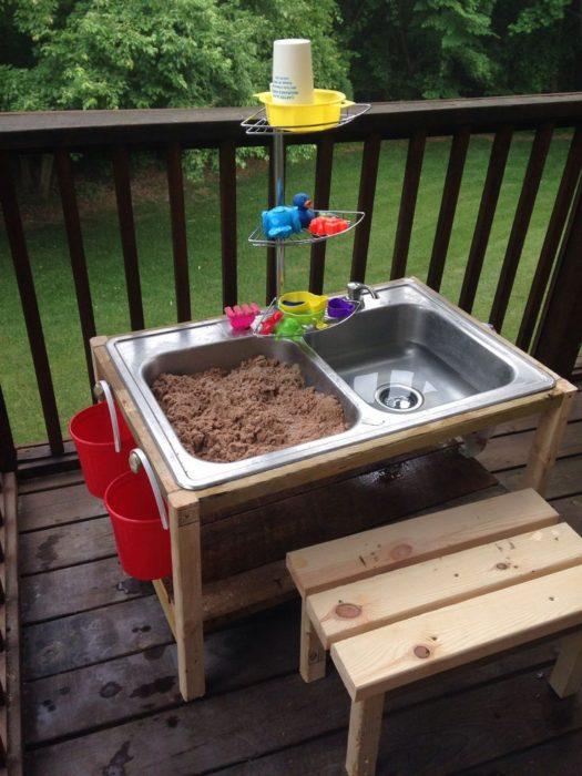Play Sand Table