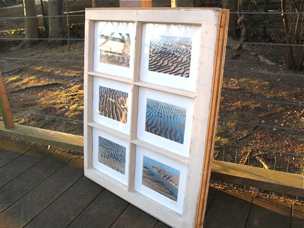 Old Window Picture Frame