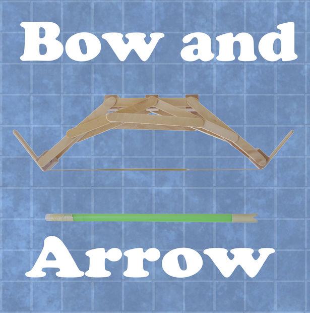 L'arc et la flèche