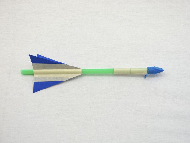 Slingshot Rockets