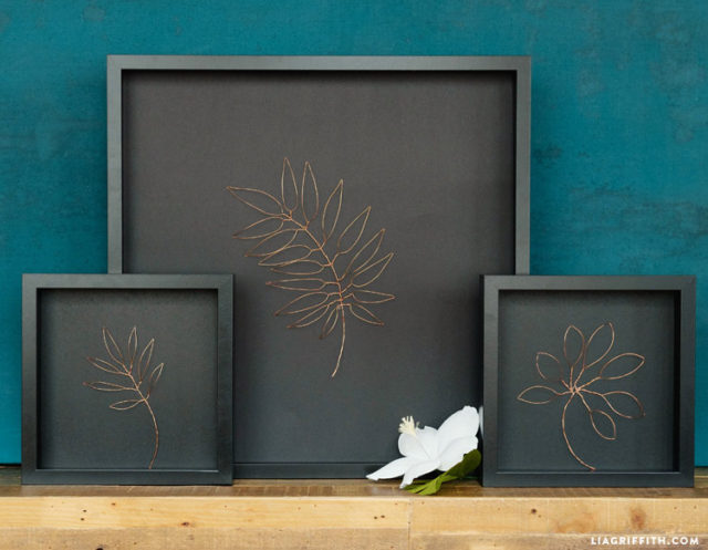 botanical-copper-wall-art