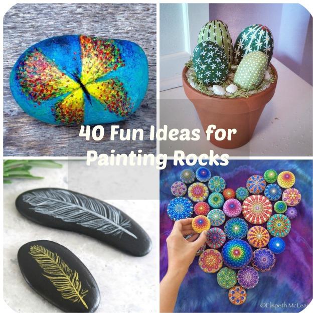 funideaspaintingrocks