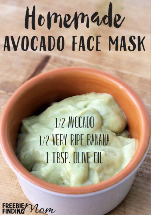 homemade-avocado-face-mask