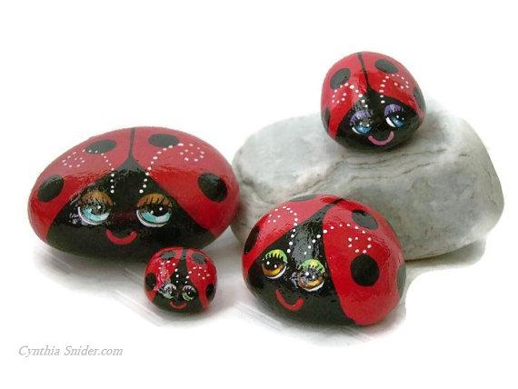 lady-bug-stone