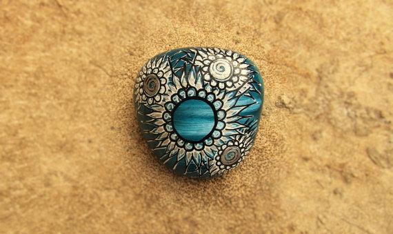 mandala-stones