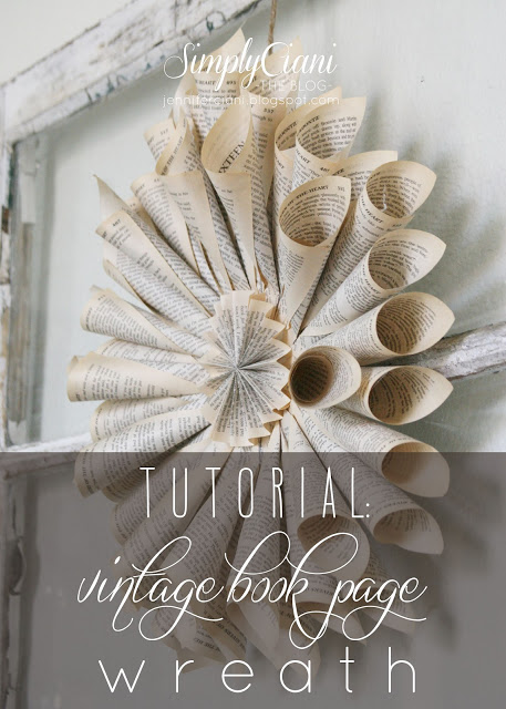 vintage-book-page-wreath