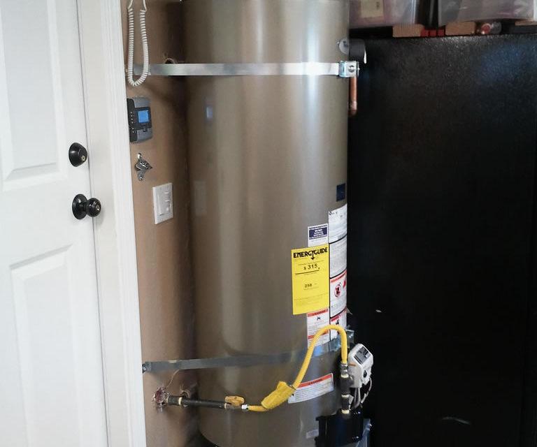 New Water Heater Installation in Spring TX