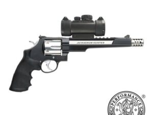 Smith and Wesson Model 629 .44 Magnum Hunter Performance centre