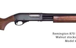 Remington 870 Police shotgun with BLUED finish (24899)