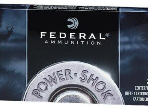 "Federal Power-Shok 12 Gauge 2 3/4"" 00 Buckshot (5 Shells)"