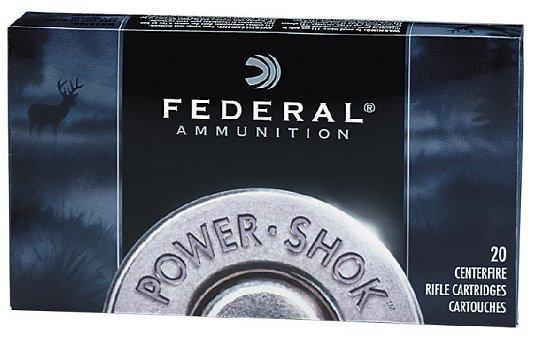 "Federal Power-Shok 12 Gauge 2 3/4"" 00 Buckshot (5 Shells)"