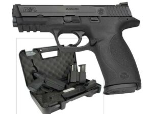 Smith & Wesson M&P 9 range ready kit