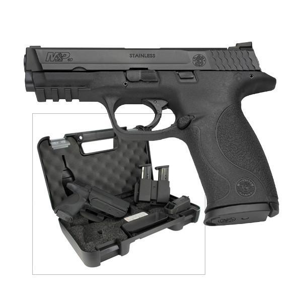 Smith & Wesson M&P 40 range ready kit