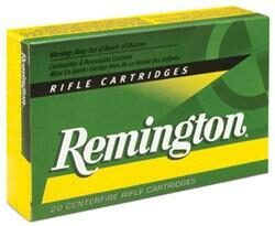 Remington Premier 7mm SAUM 160gr Nosler Partition (20 Rounds)