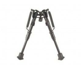 "Champion  Adjustable Bipod  6"" to 9"" Black"