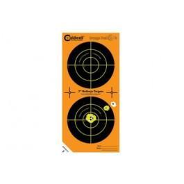 """Caldwell Orange Peel targets 3"""" bull"""