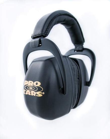 Pro Ears Ultra Pro hearing protection - Black