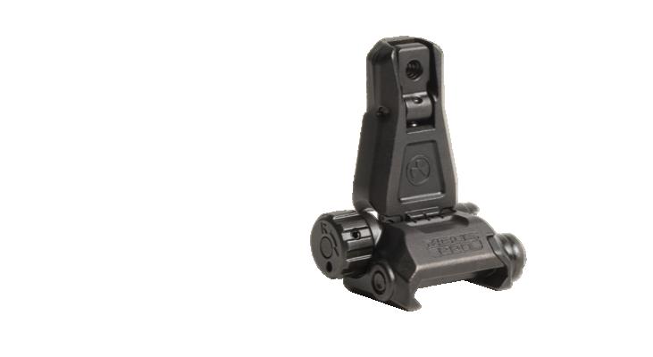Magpul MBUS Pro - Magpul Back-Up Sight Rear