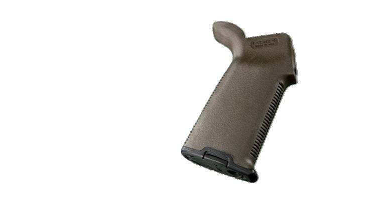Magpul MOE + grip, AR 15