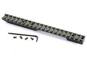 Weaver Remington 700 S/A Scope Base Black