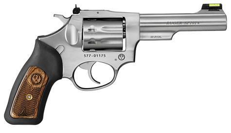 Ruger SP101 double action revolver .22 LR (KSP242)