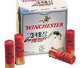 "Winchester Xpert 12 Gauge 3"" 1550 FPS 1 1/8 Oz. #3 Shot (25 Shells)"