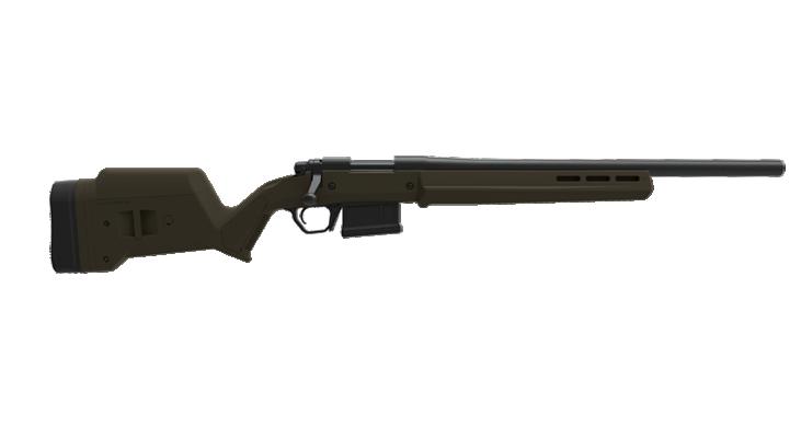 Magpul Hunter 700 Stock – Remington® 700 Short Action