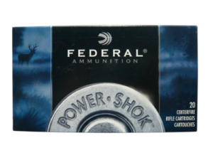 Federal .30-30 Win 150gr (20 Rounds)