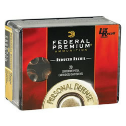 Federal Premium .45 ACP 165gr Low Recoil Hydra-Shok (20 Rounds)