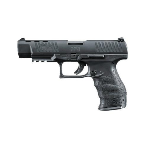 """Walther PPQ M2 5"""" 9 mm x 19"""