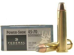 Federal Power-Shok 45-70 Govt