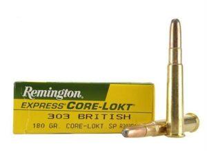 Remington .303 British 180 Gr