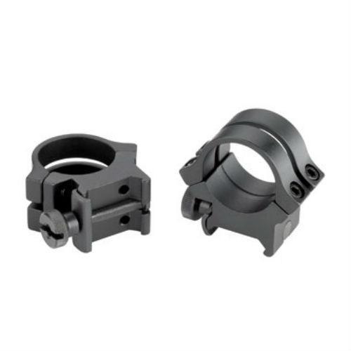 """Weaver Quad Lock Detachable 1"""" Medium Rings"""