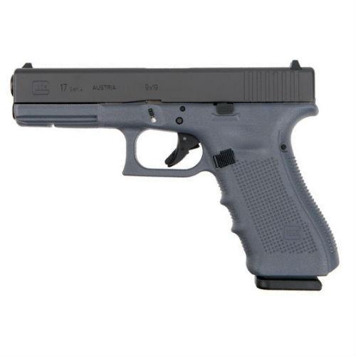 Glock 17 Gen 4 Sniper Grey Frame