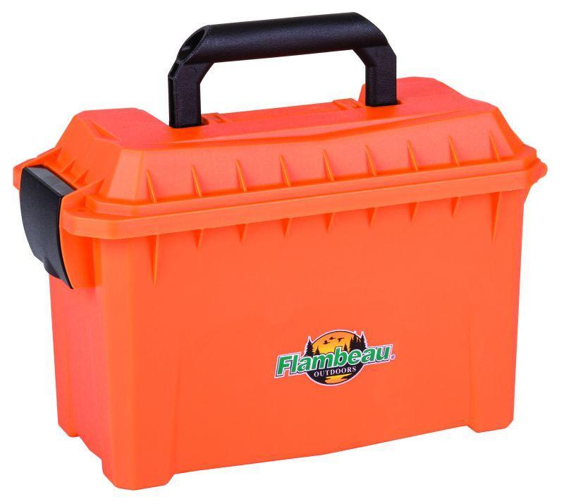 "Flambeau 11"" Marine Dy Box, Orange"